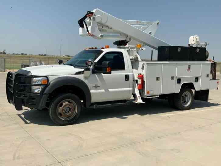 Ford F550 (2016)