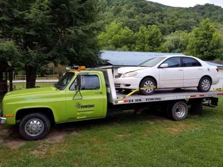 Chevrolet (1985) : Flatbeds & Rollbacks