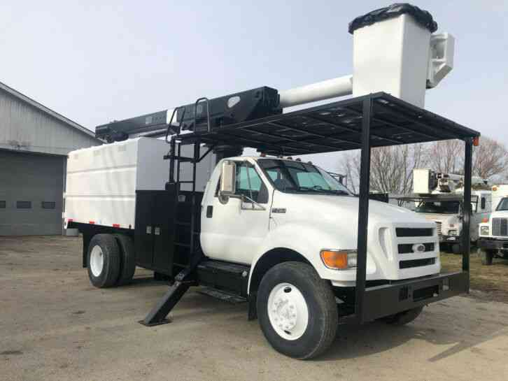 Ford F750 (2007)