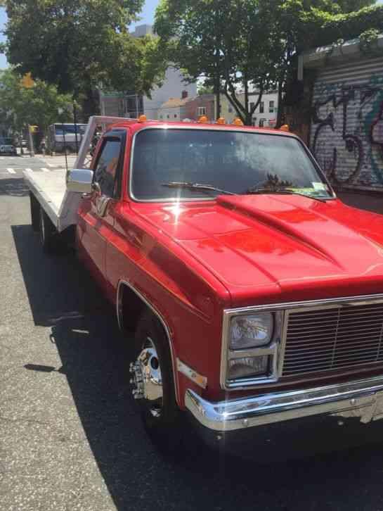 Chevrolet (1988) : Flatbeds & Rollbacks