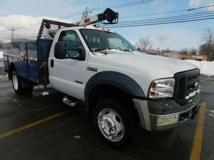 Ford F-550 XCL Super Duty (2006)