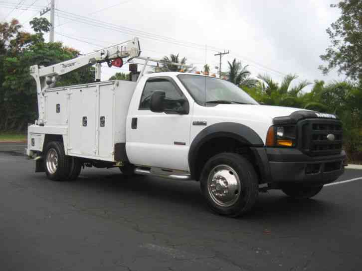 Ford F550 (2007)