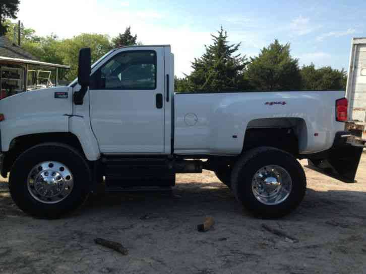 GMC 7500 top kick (2007) : Commercial Pickups