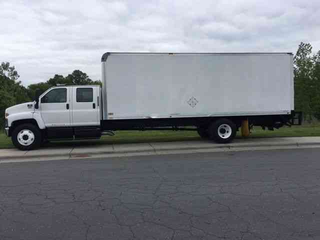 GMC C8500 (2008) : Van / Box Trucks