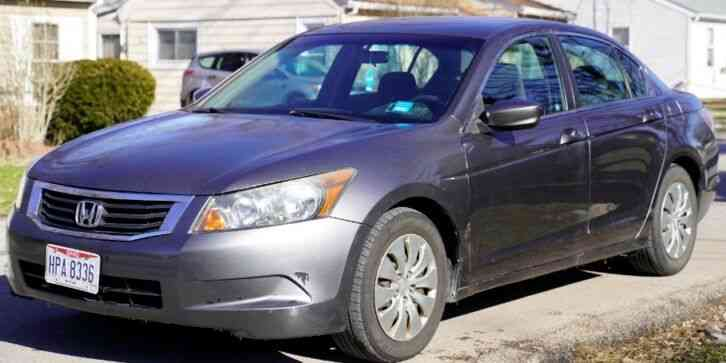 Honda Accord (2009)