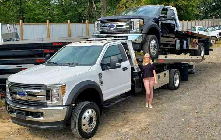Ford F-550 (2019)