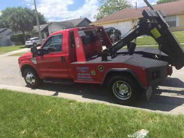 Ford F350 (2009) : Wreckers
